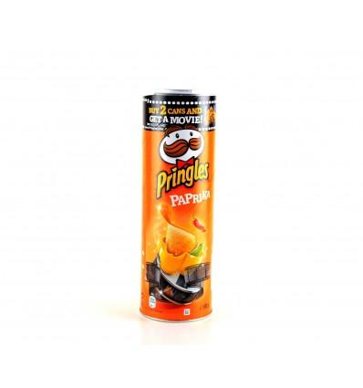 Pringles Snack Pomme de terre Paprika 165 Grs