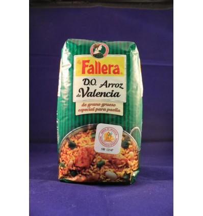 Rice Fallera D-O Valencia 1kg