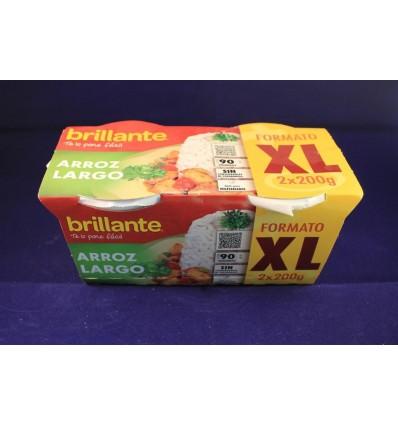 Rice Brillante precooked long Pk-2 Xl