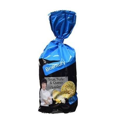 Bicentury Tortitas Maiz Setas-trufa-queso
