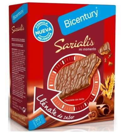 Bicentury Sticks Sarialis Choco-Milk