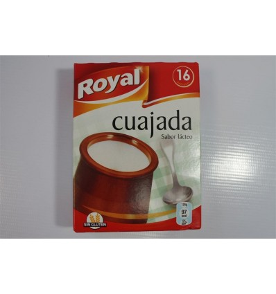 Cuajada Royal 48 Grs
