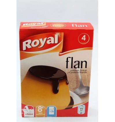 Flan Royal facil 4 portions 93 Grs
