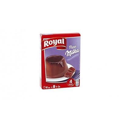 Flan Royal Chocolate Milka 115 Grs