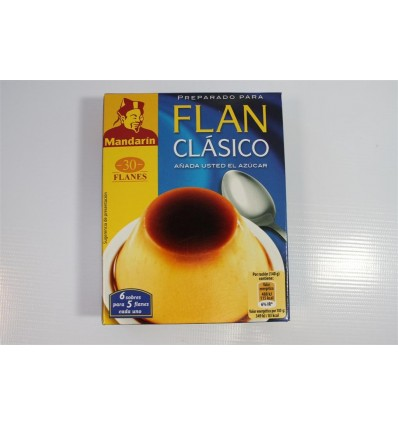 Flan Chino 6 Sobres