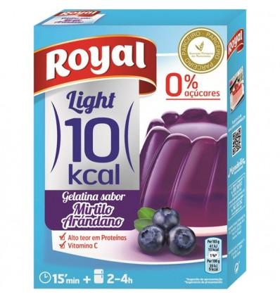 Gelatina Royal Arandanos Light 0% 31 Grs