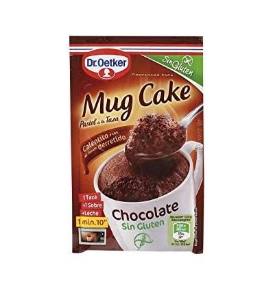 Preparation Mug Cake Drs Oetker Choco 87 Grs
