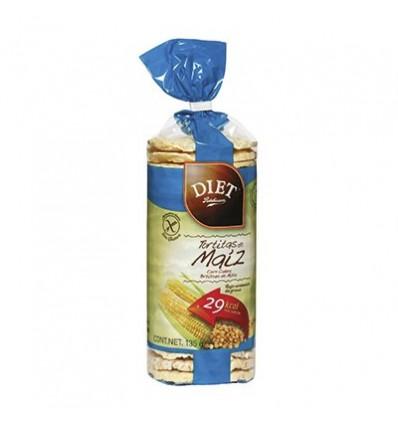 Tortita De Maiz 135 Grs Diet Radisson