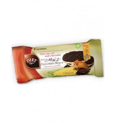 Galettes Mais Choco Noir 125 Grs