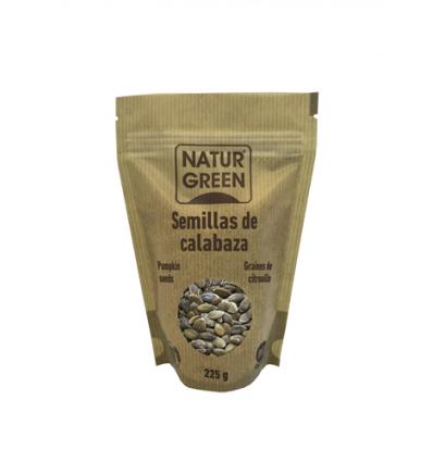 Naturgreen graines citrouille Bio 225grs