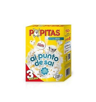Borges Popcorn Mikrowelle 100 Grs Pk 3