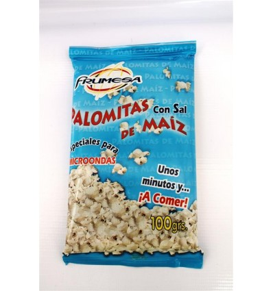 Frumesa Maiz Microondas 100 Grs