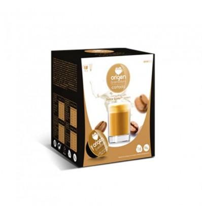 Cafe Origen 16 Capsulas (compatible Dolce Gusto) Cortado