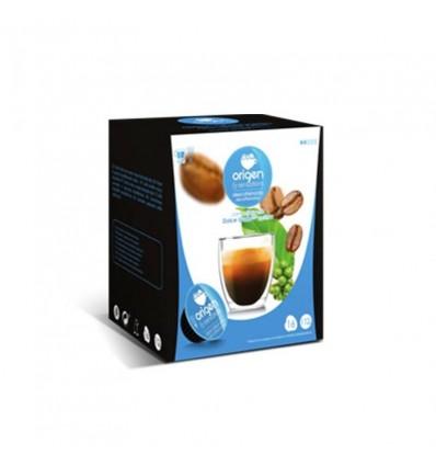 Cafe Origen 16 Capsules (compatible Dolce Gusto) Descafenia