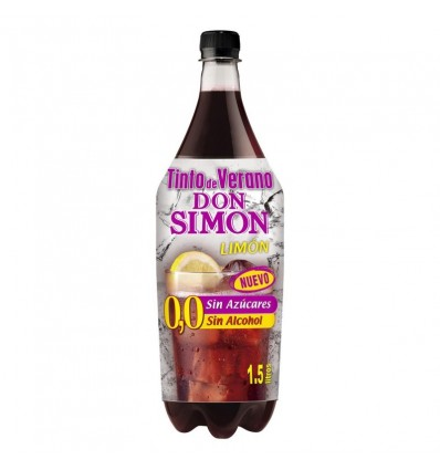Tinto Verano Don Simon CitRum 0`0% 1,5 L