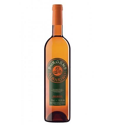 Wine Albariño Burgan`s White 70 Cl