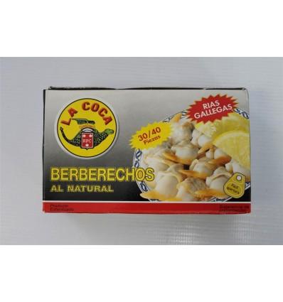 Berberechos La Coca Rias g 40-50 Unidades