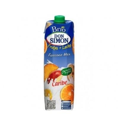 Milk + juice Funciona Max Don Simon Caribe 1L