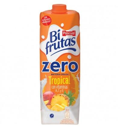 Lait + jus de fruit Bifrutas Tropical Zero 1L