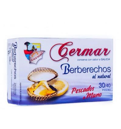 Berberechos Cermar 30/40 Ol-120 Grs