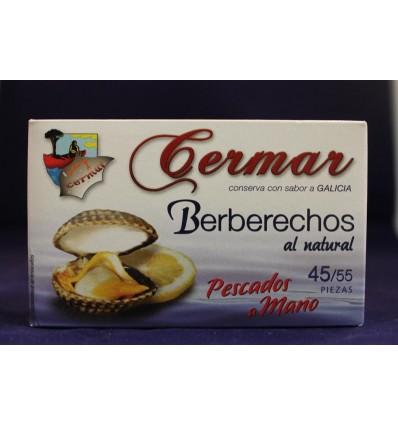 Berberechos Cermar 45/55 Ol-120 Grs