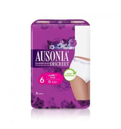 Cellulose slipje Pants afmeting groot 8 eenheden Ausonia