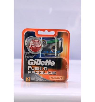 Recharge Gillette Fusion Proglide Power 3 Units