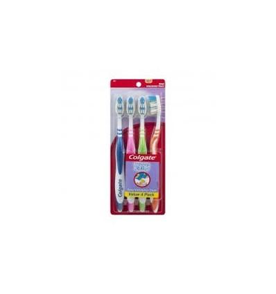 Spazzolino da denti Colgate Extra Clean Pk 4