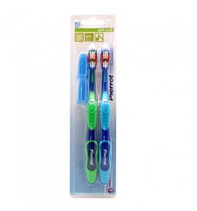 Toothbrush Pierrot Gold Soft Pk-2
