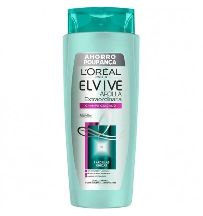 Shampoo Elvive Anti dandruff Normal 370 Ml