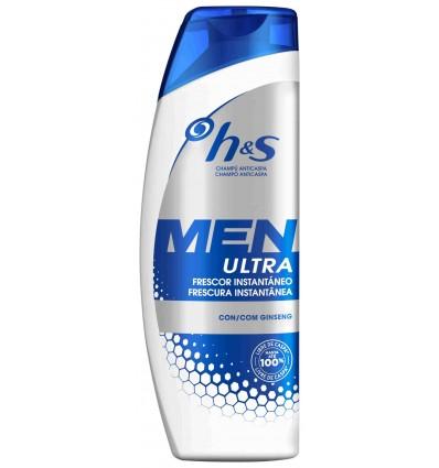 Shampoo H-S Men Ultra Fresch 225 Ml