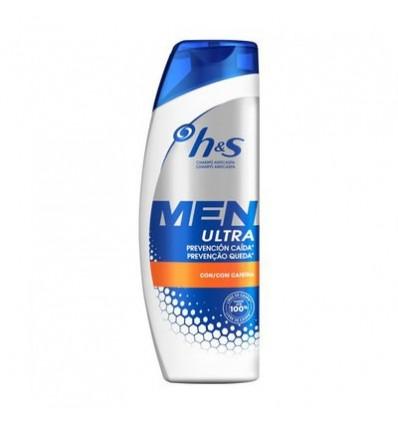 Shampooing H-S Men Ultra Prévention Anti chute 225 Ml
