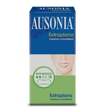 Female pads Ausonia ExtPiel 18 Units (4735)