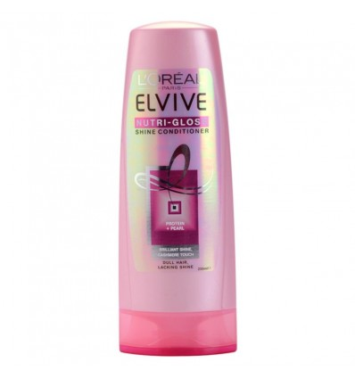 Crema Cabello Elvive Nutriglos 300 Ml