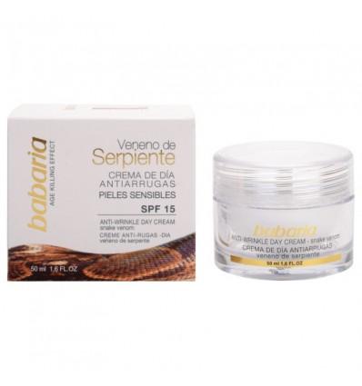 Crema Facial Babaria Veneno serpiente 50 Ml