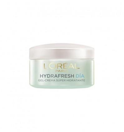 Crema L'oreal Hydrafresh Piel normal 50 Ml