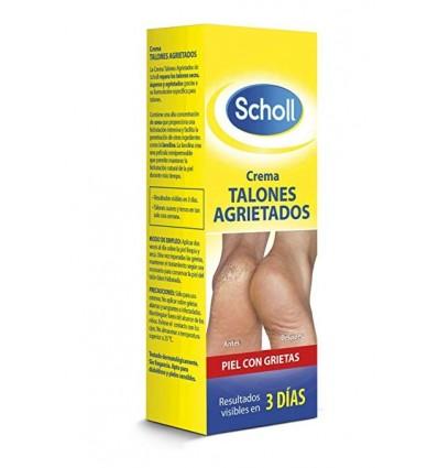 Fußcreme Scholl rissige Fersen 60ml