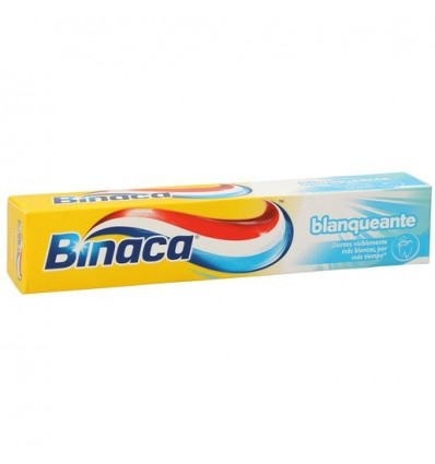 Dentrifrico Binaca Blanqueante Familiar