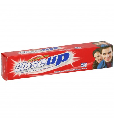 Toothpaste Close-up Red 75 Ml