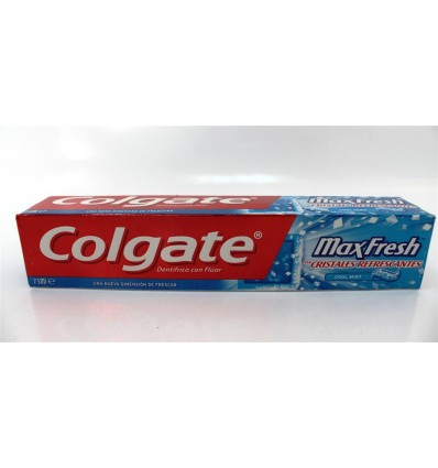 Dentrifrice Colgate Max Fresh Azul 75 Ml