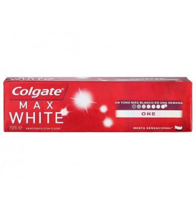 Dentrifrico Colgate Max White One 75 Ml