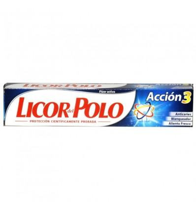 Dentrifrico Licor Polo Accion-3 75 Ml Pk-2