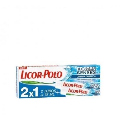 Dentrifrico Licor Polo Frozen 75 Ml Pk-2