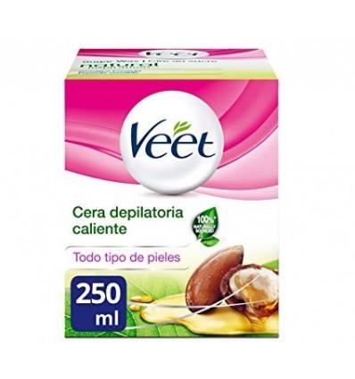 Epilation Veet Cire Tiède 250 Grs