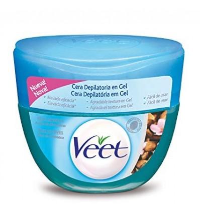 Epilation Veet Cire Tiède Gel 250 Grs