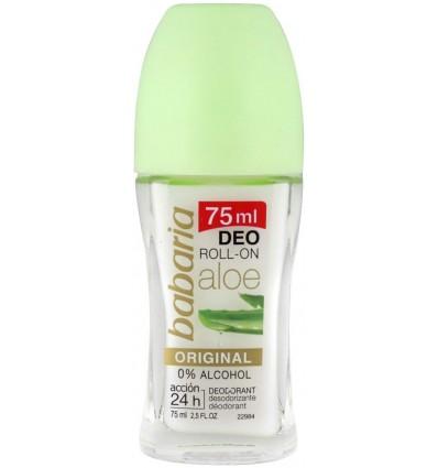 Desodorante Babaria Rollon Aloe-vera 75 Ml