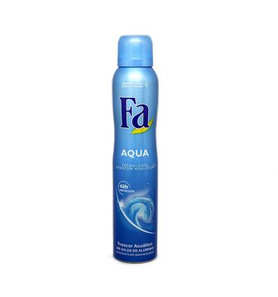 Desodorante Fa Spray Aqua 200 Ml