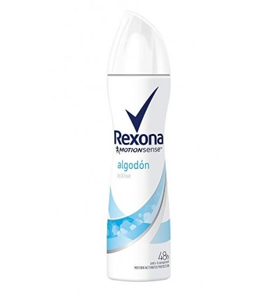 Desodorante Rexona Spray Algodon 320 Ml