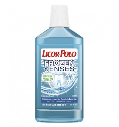 Enjuague Dental Licor del Polo 500 Frozen Sense