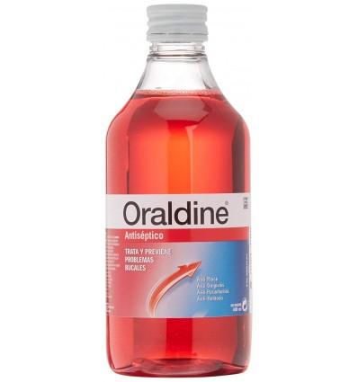 Enjuague Dental Oraldine 400 Ml